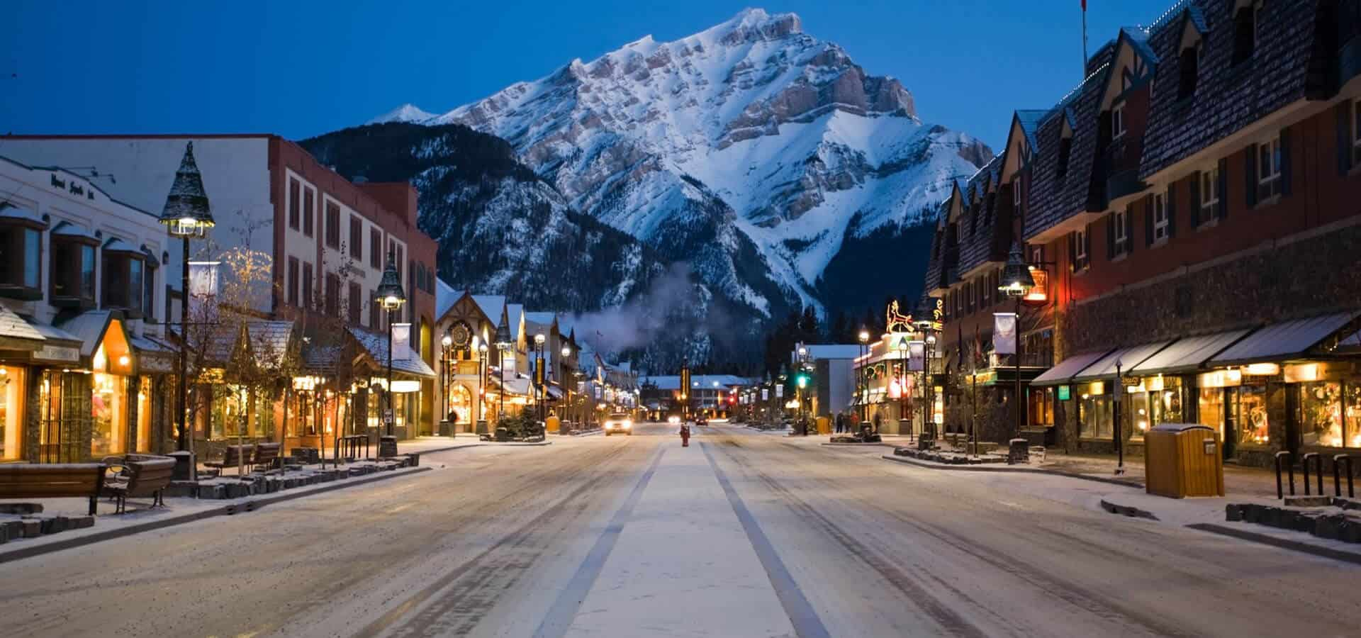 About Banff & Local Attractions